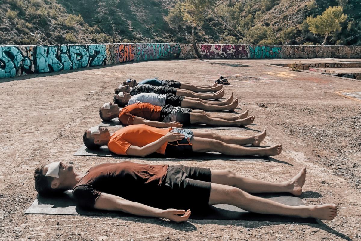 wat is yoga nidra, one day retreat ibiza